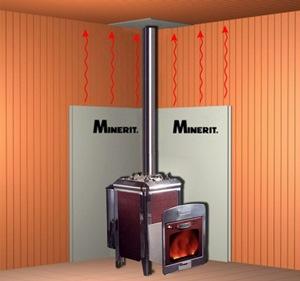 теплоизоляционная плита для печей и каминов